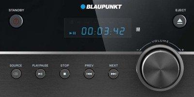 Blaupunkt MS8BK Mikrowieża z odtwarzaczem CD i USB