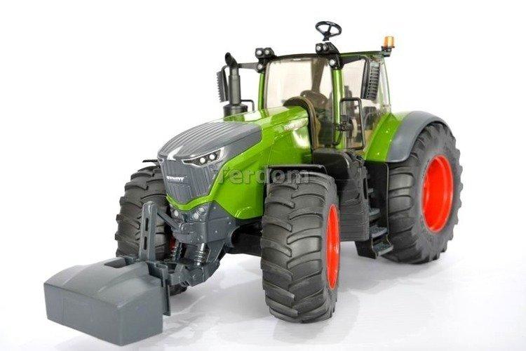 BRUDER 04040 traktor Fendt zdejmowane koła DUŻY