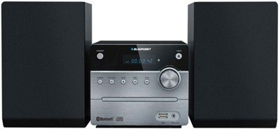 Blaupunkt MS12BT Mikrowieża z Bluetooth oraz odtwarzaczem CD i USB