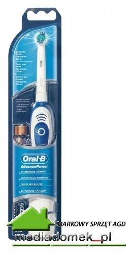 Braun DB4010 Szczoteczka elektryczna Oral-B + baterie Duracell