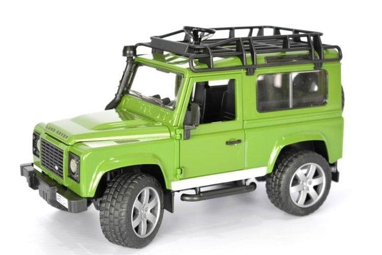 Bruder 02590 Land Rover Defender zabawka