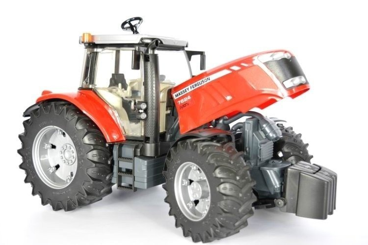Bruder 03046 Traktor Massey Ferguson Ciągnik
