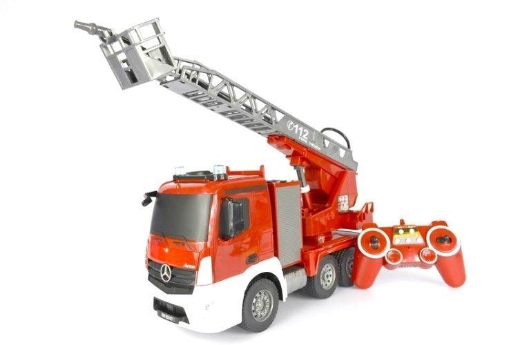 E527 Straż Pożarna Mercedes Zdalnie Sterowana