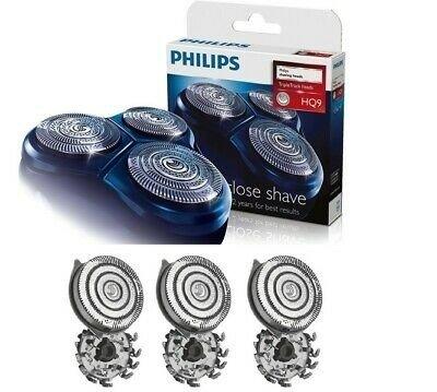 Philips HQ9/50 Głowice golące ORYGINAŁ 3szt.