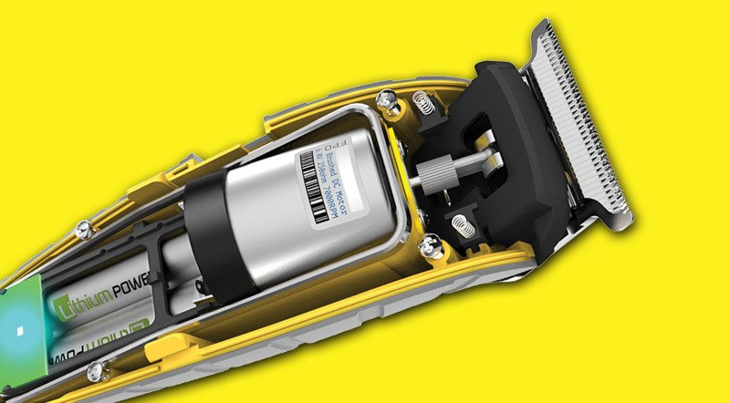 REMINGTON HC5880 PRO 10 lat gwarancji na silnik