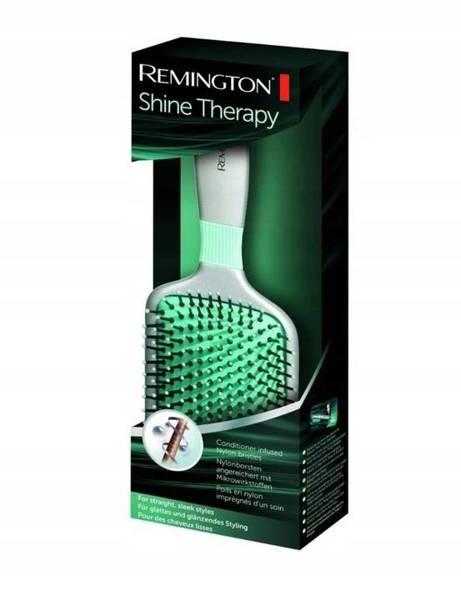 Remington  B80P Płaska Szczotka Shine Therapy