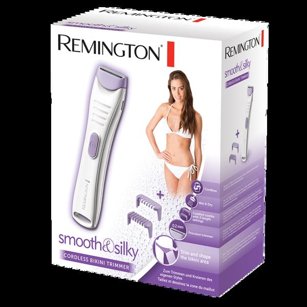 Remington BKT4000 Bezprzewodowy trymer do bikini