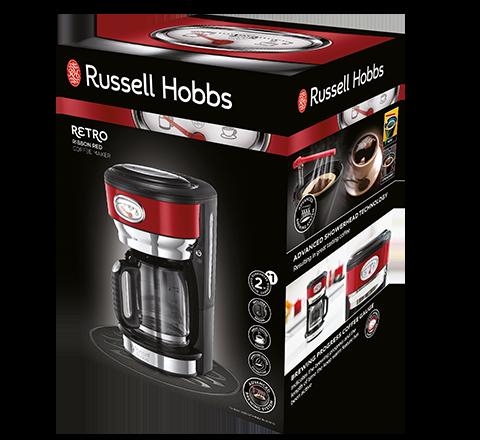 Russell Hobbs 21700-56 EKSPRES DO KAWY RETRO RIBBO