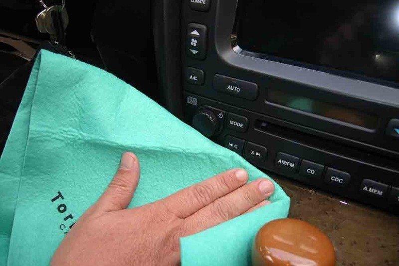 Tornador® CABINCLEARścierka do czyszczenia wnętrza samochodów