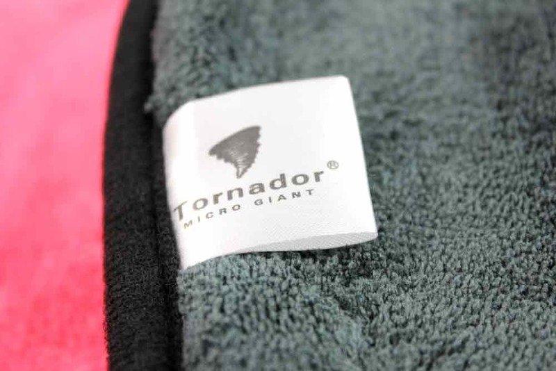Tornador® MICRO GIGANT ścierka do pielęgnacji i polerowania z mikrofibry.